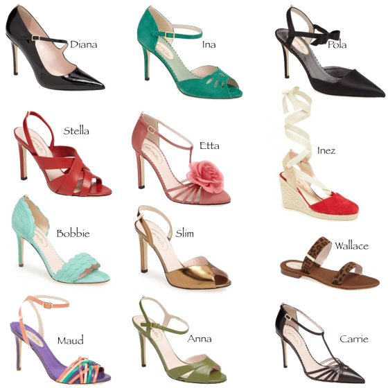 669d662eb7 SJP By Sarah Jessica Parker! The shoe collection is finally here ...