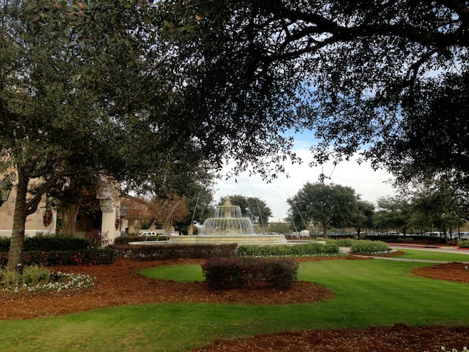 L'auberge Lake Charles Front