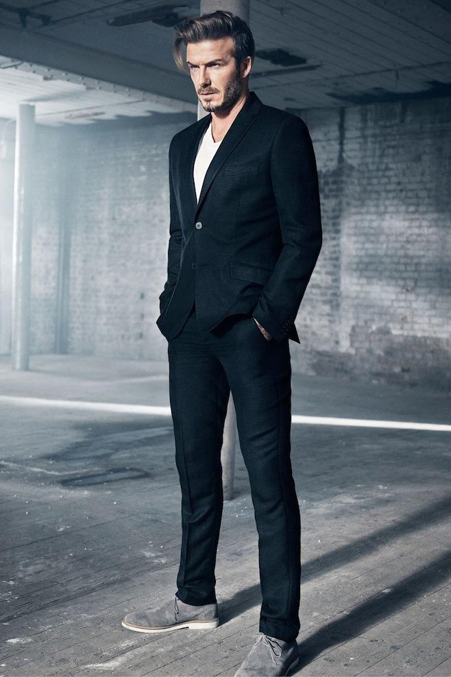 David Beckham hm spring 2015