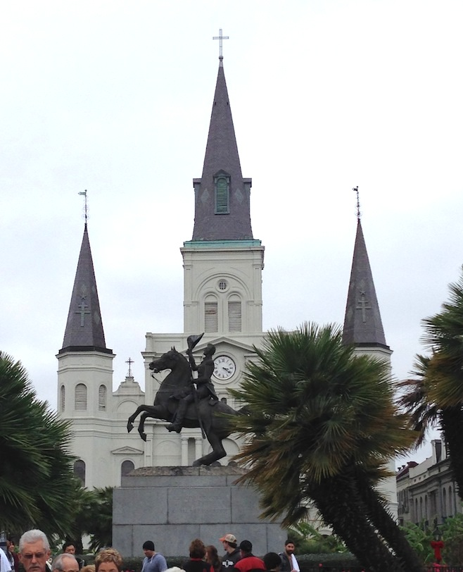 Jackson Square New Orleans Louisana