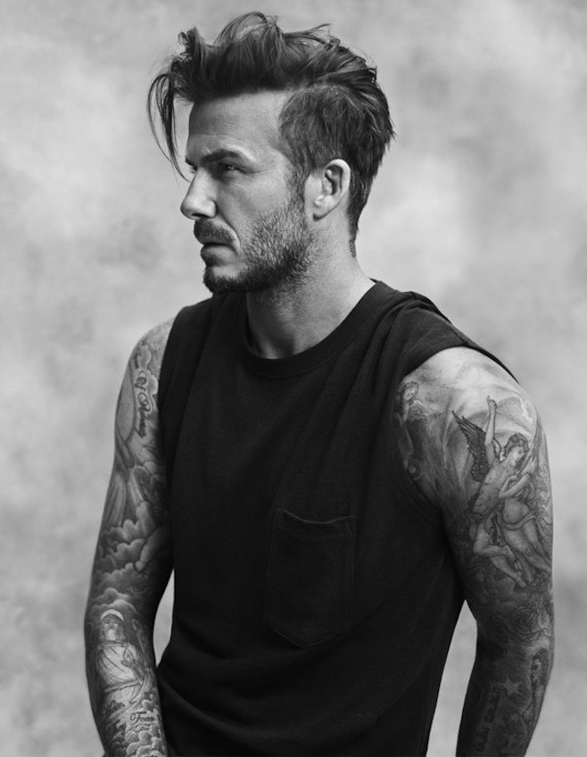 david beckham bodywear hm