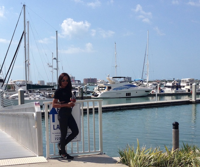 3.Clearwater Florida Dock